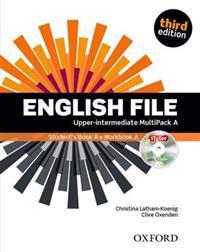 English File: Upper-Intermediate: Multipack A