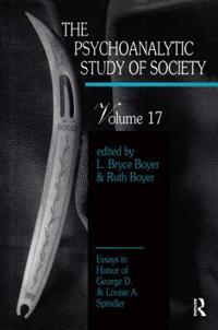 The Psychoanalytic Study of Society