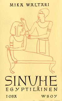 Sinuhe egyptiläinen 1 (näköispainos)