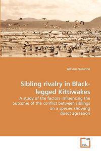 Sibling Rivalry in Black-legged Kittiwakes