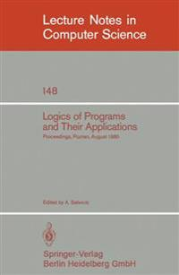 Logics of Programs and Their Applications