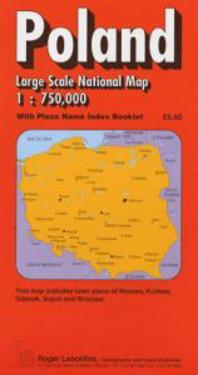 POLAND NATIONAL ROAD MAP