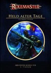 Rolemaster. Held Alter Tage