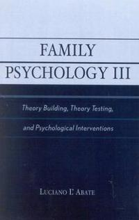 Family Psychology III