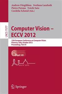 Computer Vision - ECCV 2012
