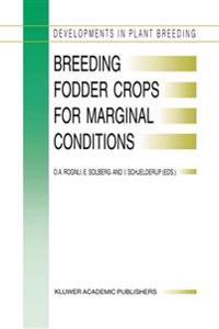 Breeding Fodder Crops for Marginal Conditions