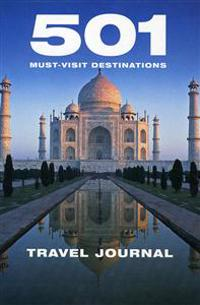 Must Visit Destinations Journal