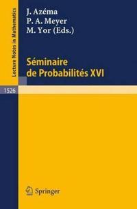 Seminaire De Probabilites Xxvi