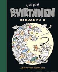 B. Virtanen kirjasto 2 (sis. albumit 4-6)