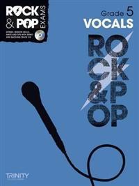 Trinity RockPop Vocals Grade 5