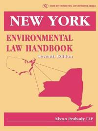 New York Environmental Law Handbook