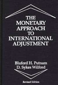 Monetary Approach to International Adjustment