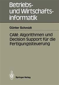 CAM: Algorithmen und Decision Support fur die Fertigungssteuerung