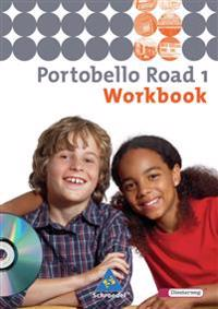 Portobello Road 1. Workbook. Neu. Mit Multimedia-Sprachtrainer