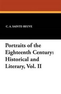 Portraits of the Eighteenth Century
