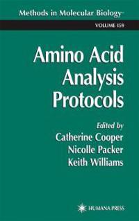 Amino Acid Analysis Protocols