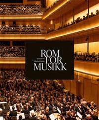 Rom for musikk - Ulf Grønvold, Gunnar M. Roalkvam, Sigmund Jensen | Inprintwriters.org
