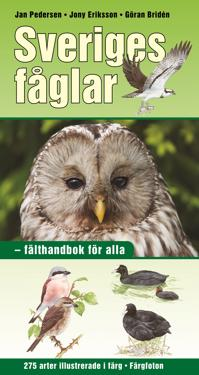 Sveriges fåglar : fälthandbok för alla