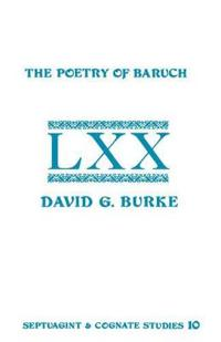 The Poetry of Baruch