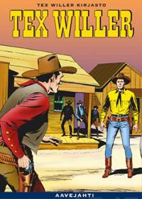 Tex Willer kirjasto 19