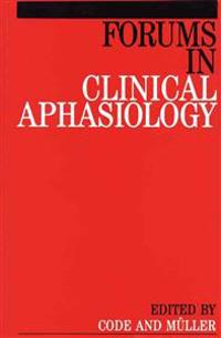Forums in Clinical Aphasiology