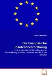 Die Europäische Insolvenzverordnung