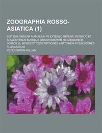 Zoographia Rosso-Asiatica; Sistens Omnium Animalium in Extenso Imperio Rossico Et Adiacentibus Maribus Observatorum Recensionem, Domicilia, Mores Et D