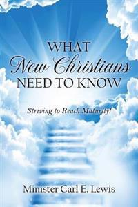 What New Christians Need to Know