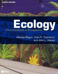 Ecology - From Individuals to Ecosystems 4E