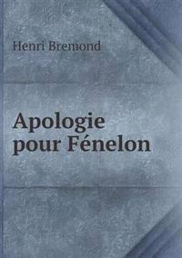 Apologie Pour Fenelon