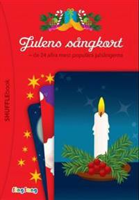 Julens sångkort