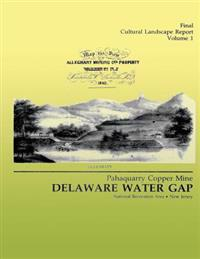 Delaware Water Gap: Pahaquarry Copper Mine- Final Cultural Landscape Report, Volume 1