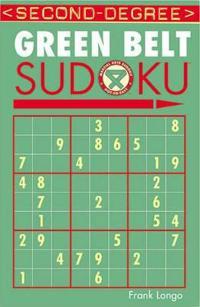 Second-degree Green Belt Sudoku