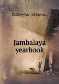 Jambalaya Yearbook