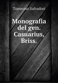 Monografia del Gen. Casuarius, Briss