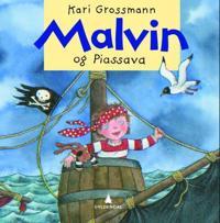 Malvin og Piassava - Kari Grossmann | Inprintwriters.org