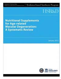 Nutritional Supplements for Age-Related Macular Degeneration: A Systematic Review