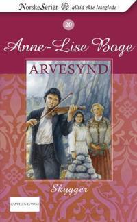 Skygger - Anne-Lise Boge | Ridgeroadrun.org
