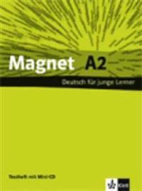 Magnet 2. Testheft mit Mini-CD