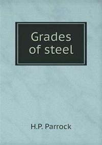 Grades of Steel