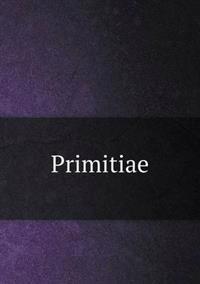 Primitiae