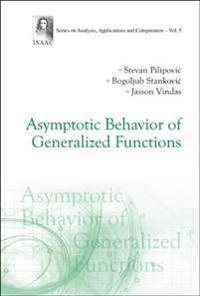 Asympototic Behavior of Generalized Functions