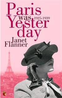 Paris was yesterday - 1925-1939