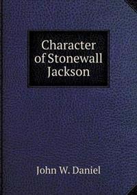 Character of Stonewall Jackson