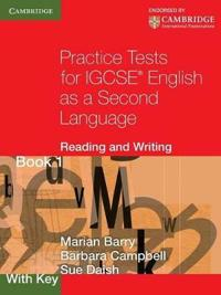Practice Tests for IGSCE English As a Second Language