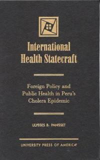 International Health Statecraft