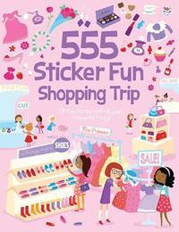 555 sticker fun shopping trip