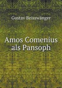 Amos Comenius ALS Pansoph