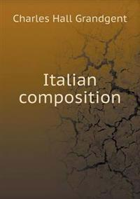 Italian Composition