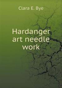 Hardanger Art Needle Work